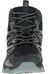 Merrell Capra Rise Mid Waterproof Shoes Men Black